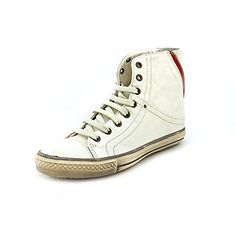Steve Madden Lucahh Damen Weiß Rund Leder Turnschuhe Schuhe Größe Neu Steve Madden http://www.amazon.de/dp/B00LQM1XJS/ref=cm_sw_r_pi_dp_cpYevb1JB2035