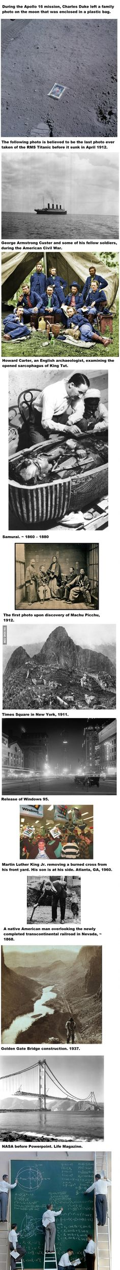 Weird history facts historical photos 60 Ideas for 2019 Old Pictures, Best Funny Pictures, Old Photos, Vintage Photos, Vintage Cars, Weird History Facts, Weird Facts, Fun Facts, Strange History