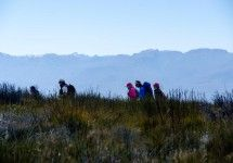 Book your slackpacking or hiking trail today with Green Mountain Trail in the Overberg of South Africa - Dirty Boots Hiking Spots, Hiking Trails, Mountain Trails, Adventure Holiday, Adventure Activities, Green Mountain, The Great Outdoors, Wilderness, South Africa