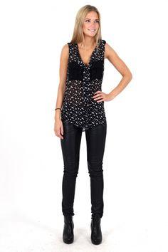 Karla Star Top - Om Rut m.fl. shop kläder Online på nätet Rutstore.se.