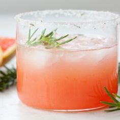 italian greyhound with rosemary: I like this for three reasons despite never having tried it:  greyhound, rosemary, and grapefruit.