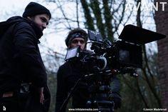 http://hilldalemedia.com/avant.html #arthurtabuteau #stephenmeance #shooting #robot #shortfilm #makingof #onset