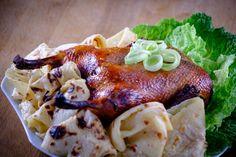 Pekinská kačica z Číny Ale, Chicken, Vietnam, Indie, Food, Ale Beer, Essen, Meals, Yemek