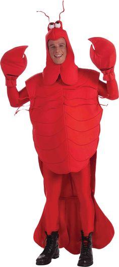Mardi Gras Craw Daddy Crawfish Costume