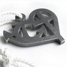 Mo man Tai-design geloof hoop en liefde