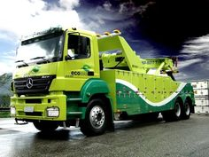 MB.ACTROS *6X4* - RECOVERY TOW TRUCK