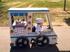 Awesome Halloween costume for kid in wheelchair