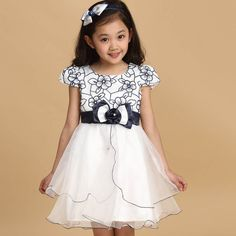 Chinoiserie design chinese traditional dress princess peach girl 5 to 10 years summer fashion casual high quanlity girl dresses