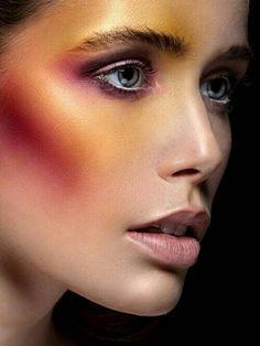 Festival colours - summer makeup www.arunaseth.com