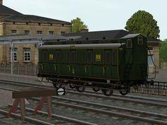KPEV Personenwagen 1. Klasse, Gattung - A3 pr03