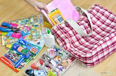 How to Make a Babysitting Kit: 8 Steps (with Pictures) - wikiHow