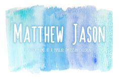 Matthew Jason Kid'S is a hand drawn font inspired by travel, wanderlust, and nostalgia. It's a casual, font that is clear and easy to read. Would be a great display font, but works at smaller sizes as well.