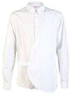 Fencing shirt by Adidas SLVR.