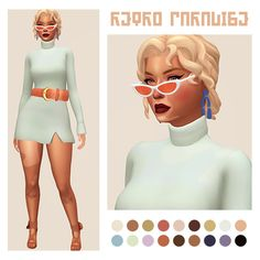 Sims Four, Sims 4 Mm Cc, Sims 4 Collections, Just My Luck, Cotton Blossom, Sims 4 Characters, Play Sims, Kylie Lip Kit, Atelier