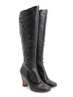 Gorgeous Fluevog boots. $425 *cries*