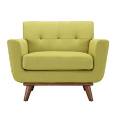 Spiers Armchair in Wheatgrass | dotandbo.com