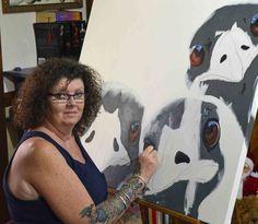Fiona Groom Artist Main Page