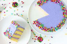 Hump Day Snack: Lemon-Lavender Champage Cake