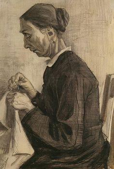 Vincent Van Gogh 1853-1890 |  Disegno