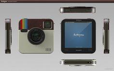 Instagram Polaroid Camera <3  (Designer Antonio De Row)
