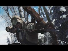 """Ubisoft wants fans to take part in spreading the word about Assassin's Creed III by helping to """"unlock"""" the first trailer with in-game footage."""