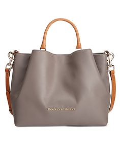 $368 // Dooney & Bourke Large Barlow Satchel