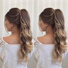 Confira penteados para madrinha de casamento 2018 que estão em alta. Veja fotos, dicas e passo a passo de penteados para madrinha de casamento 2018.