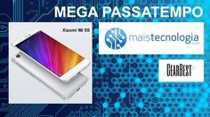 Participe no passatempo do MaisTecnologia e ganhe um Xiaomi Mi 5S Just Giving, Giveaways, Smartphone, Technology, Hobbies, Log Projects, Prize Draw, Places, Tecnologia