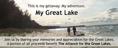 Check out our website and buy some Great Lakes gear for all your summer trips to YOUR Great Lake!