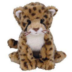 TY Beanie Baby - CHITRAKA the Cheetah (Internet Exclusive) (6 inch). Kids  Toy StoreNew ... 1c41209bc322