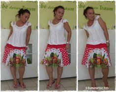 ♥ Hummelschn ♥✂ : ✂ ♥ FLORENTINE RÖCKLI ♥ ✂ by #allerlieblichst