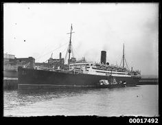 RMS FRANCONIA at West Circular Quay in Sydney | Flickr - Photo Sharing!