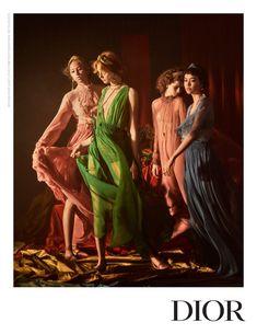 CHRISTIAN DIOR SPRING 2021 AD CAMPAIGN #Dior #DiorSS21 #ChristianDior Fabien Baron, Dutch Golden Age, Men Fashion Show, Fashion News, Campaign Fashion, Renaissance Paintings, Maria Grazia, Timeless Beauty, White Man
