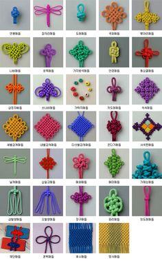 maedeup (knots)