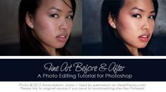 How To Create a Fine Art Look While Photo Editing via iHeartFaces.com