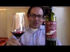 Lucky III Napa Valley Proprietary Red Wine - MV - 9.1 (91/100 Pts) - Jam...