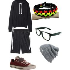 """""""caspars outfit"""" by ilovesivan on Polyvore"""