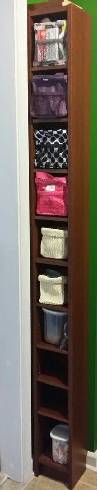 IKEA Benno CD tower with thirty one gifts keep it all caddy