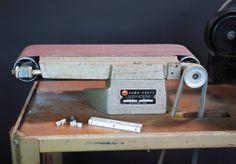 Hacking a Vintage Belt Sander