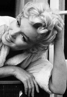 Marilyn Monroe Smiles #LoudounOrthodontics www.loudounorthodontics.com