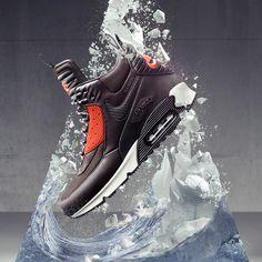 Nike Sneakerboot, perfect voor de winter | Mixed Grill