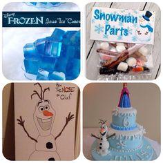 "Disney ""Frozen"" Party Ideas"