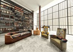 Final weeks — Pierre Chareau: Modern Architecture and Design closes on March 26. Be transported to Paris inside the French architect and designer's extraordinary 1932 Maison de Verre through Virtual...