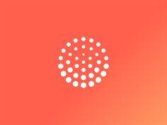 Motion tracking logo