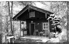 Natur-Hotel Tannerhof- die Zimmer in der Lufthütten, ein Hotel mit Geschichte