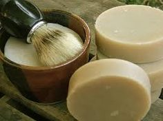 Bay Rum all natural shaving soap from the YesterYear Soap Company.