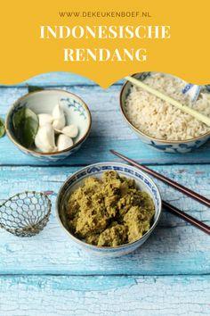 Indonesische rendang - dit recept is niet zo pittig ;) ⋆ De keukenboef