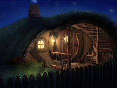 An artists impression of the 'poddit hole' that Jan and Ed Lengyel hope to build at their glamping site in Suffolk