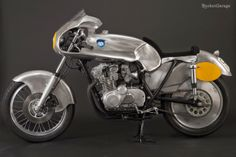 SUZUKI GS550 - FMW - ROCKETGARAGE