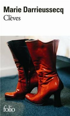 Marie Darrieussecq Knee Boots, Heeled Boots, Jean Christophe, Marie, Wedges, Booty, Ankle, Heels, Book Covers